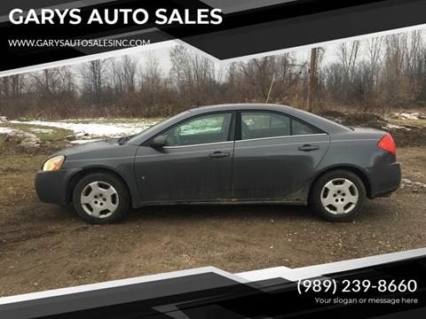 2008 Pontiac G6 for sale in Saginaw, MI