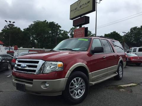 2009 Ford Expedition EL for sale in Richmond, VA