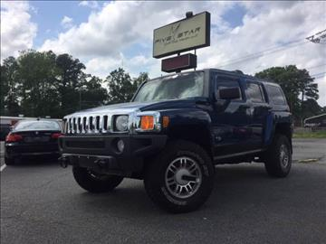 2006 HUMMER H3 for sale in Richmond, VA