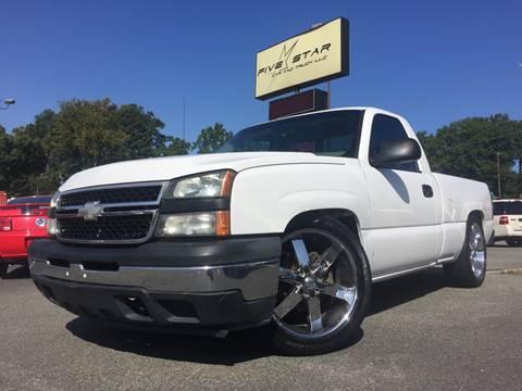 Chevrolet Silverado 1500 For Sale in Richmond VA  Carsforsalecom