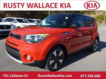 2017 Kia Soul for sale in Knoxville, TN