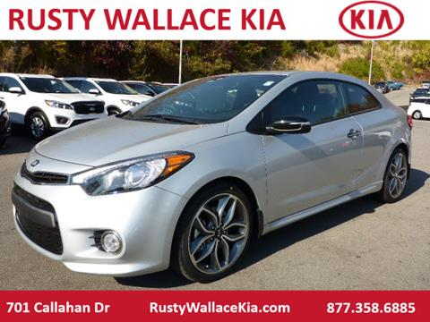 2016 Kia Forte Koup for sale in Knoxville, TN