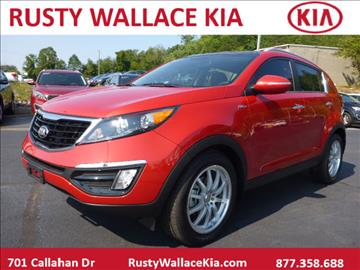 2014 Kia Sportage for sale in Knoxville, TN