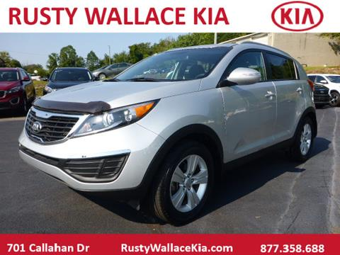 2013 Kia Sportage for sale in Knoxville, TN