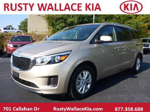 2017 Kia Sedona for sale in Knoxville, TN
