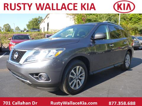 2014 Nissan Pathfinder for sale in Knoxville, TN