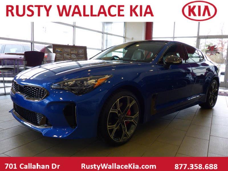 2018 Kia Stinger For Sale At RUSTY WALLACE KIA OF KNOXVILLE In Knoxville TN