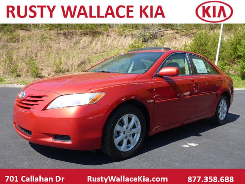 Attractive 2009 Toyota Camry For Sale At RUSTY WALLACE KIA OF KNOXVILLE In Knoxville TN