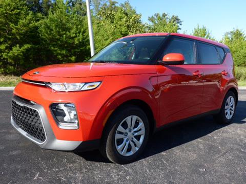 2020 Kia Soul for sale in Knoxville, TN