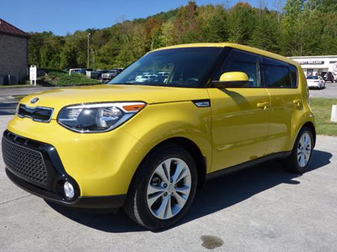 2016 Kia Soul for sale in Knoxville, TN