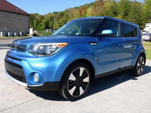 2018 Kia Soul for sale in Knoxville, TN