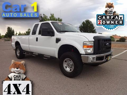 2009 Ford F-250 Super Duty for sale in Albuquerque, NM