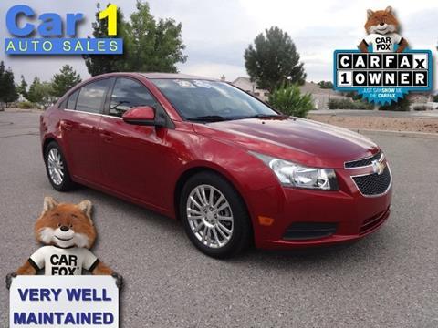 2012 Chevrolet Cruze for sale in Albuquerque, NM