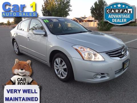 2011 Nissan Altima for sale in Albuquerque, NM