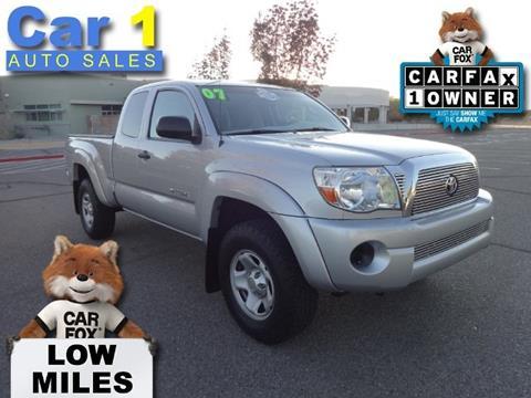 2007 Toyota Tacoma for sale in Albuquerque, NM