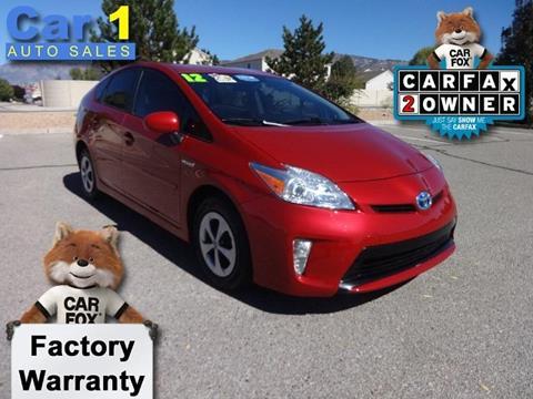 2012 Toyota Prius for sale in Albuquerque, NM