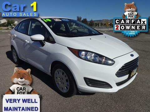 2014 Ford Fiesta for sale in Albuquerque, NM