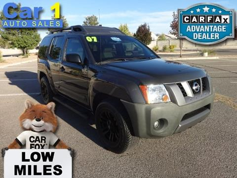 2007 Nissan Xterra for sale in Albuquerque, NM