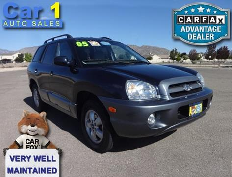 2005 Hyundai Santa Fe for sale in Albuquerque, NM