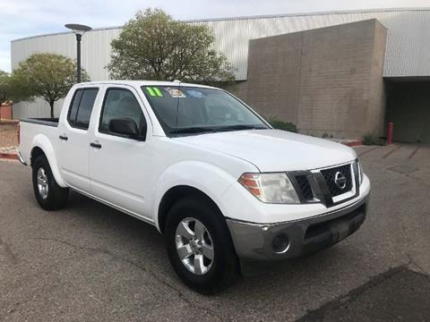 2011 Nissan Frontier for sale in Albuquerque, NM