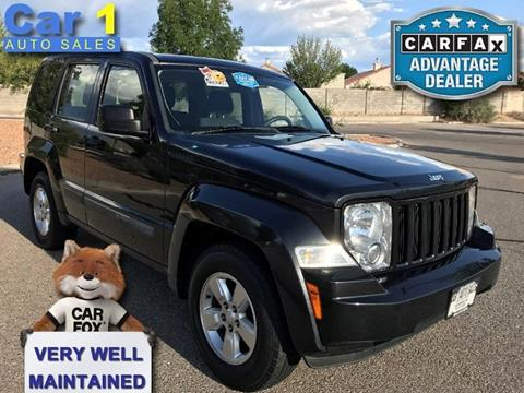 2011 Jeep Liberty for sale in Albuquerque, NM