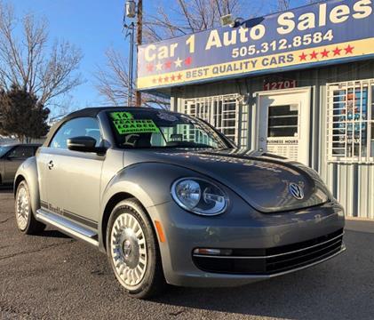 2014 Volkswagen Beetle for sale in Albuquerque, NM