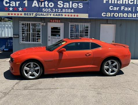 2010 Chevrolet Camaro for sale in Albuquerque, NM