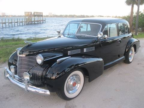 1940 Cadillac Fleetwood for sale at Right Pedal Auto Sales INC in Wind Gap PA