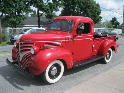 1947 Dodge D150 Pickup for sale at Right Pedal Auto Sales INC in Wind Gap PA