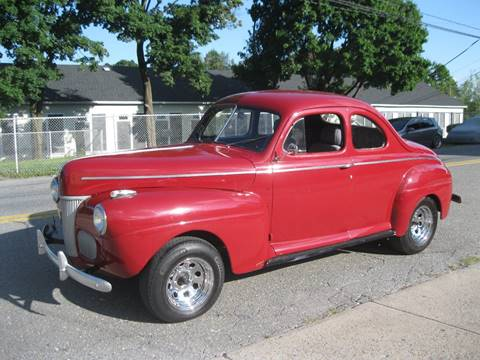 1941 Ford Deluxe for sale at Right Pedal Auto Sales INC in Wind Gap PA