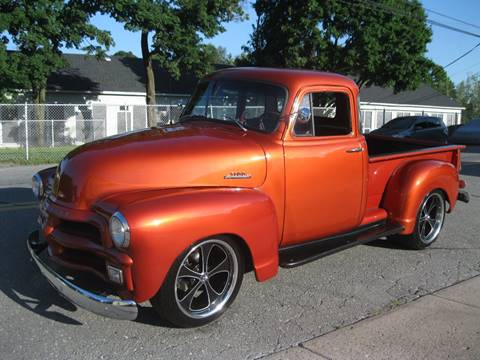 1954 Chevrolet 3100 for sale at Right Pedal Auto Sales INC in Wind Gap PA