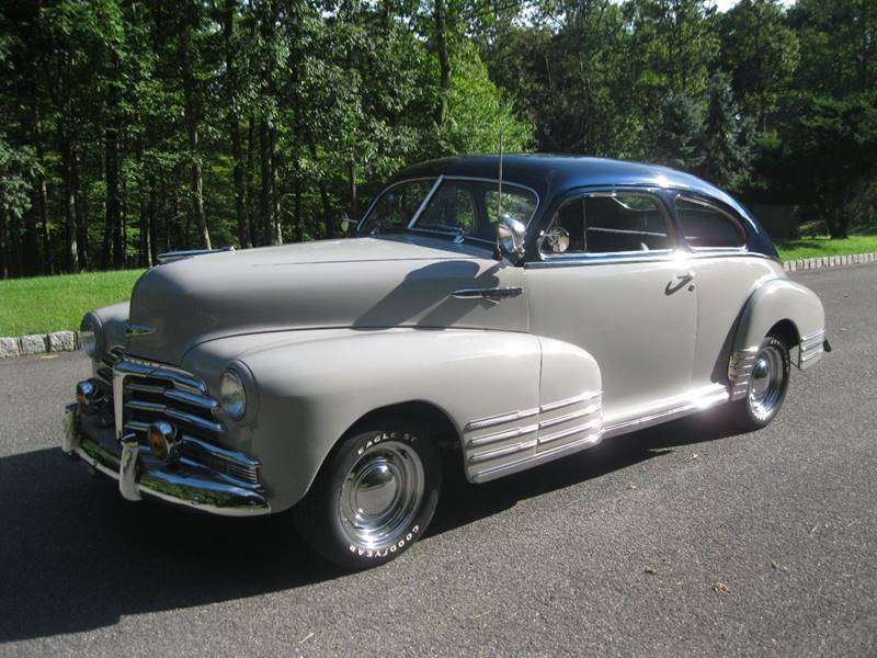 1948 Chevrolet Fleetline for sale at Right Pedal Auto Sales INC in Wind Gap PA