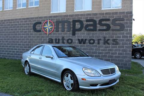 2001 Mercedes-Benz S-Class for sale in Newburyport, MA