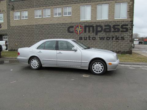 2002 Mercedes-Benz E-Class for sale in Newburyport, MA
