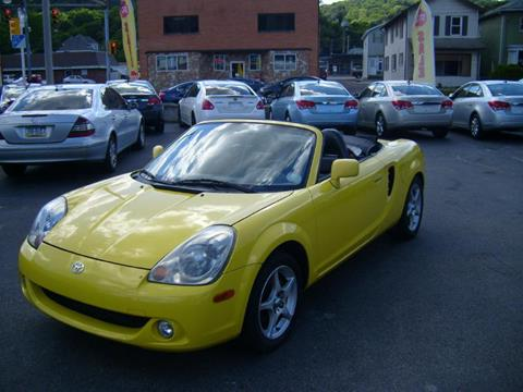 2003 Toyota MR2 Spyder for sale in Beaver Falls, PA