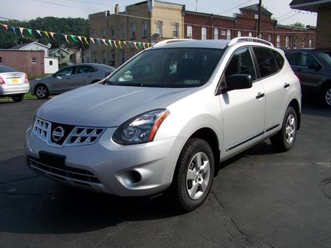 2014 Nissan Rogue Select for sale in Wilkes-Barre, PA