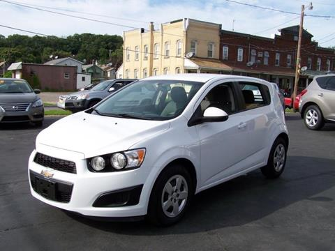 2014 Chevrolet Sonic for sale in Wilkes-Barre, PA