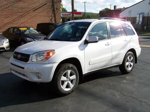 2005 Toyota RAV4 for sale in Wilkes-Barre, PA