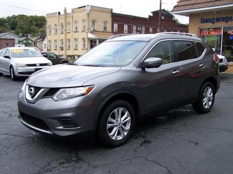 2015 Nissan Rogue for sale in Wilkes-Barre, PA