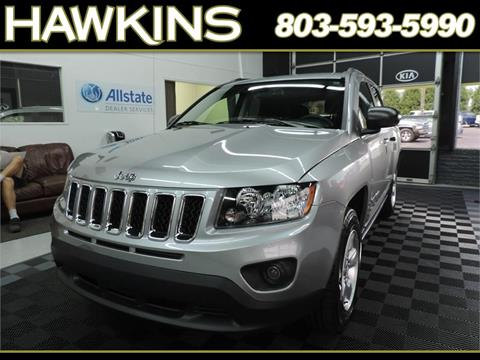 2016 Jeep Compass for sale in Graniteville SC
