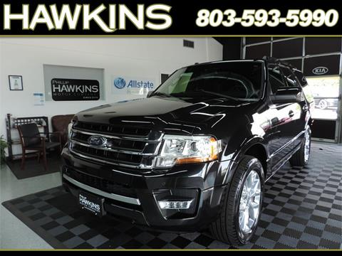 2015 Ford Expedition for sale in Graniteville, SC