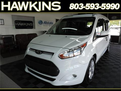 2016 Ford Transit Connect Wagon for sale in Graniteville, SC