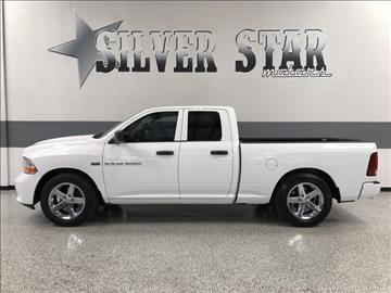 2012 RAM Ram Pickup 1500 for sale in Cedar Hill, TX