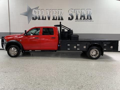 2014 RAM Ram Chassis 5500 for sale in Cedar Hill, TX
