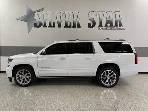 2016 Chevrolet Suburban for sale in Cedar Hill, TX
