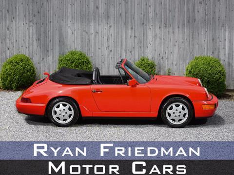 1990 Porsche 911 for sale in Valley Stream, NY
