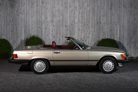 1987 Mercedes-Benz 560-Class for sale in Valley Stream, NY