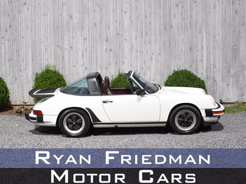 1986 Porsche 911 for sale in Valley Stream, NY