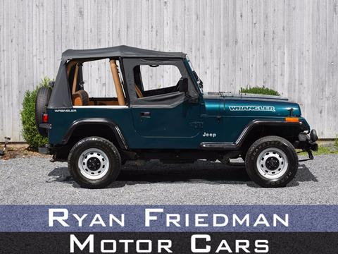 1995 Jeep Wrangler for sale in Valley Stream, NY