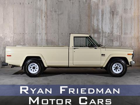1986 Jeep J-10 Pickup for sale in Valley Stream, NY
